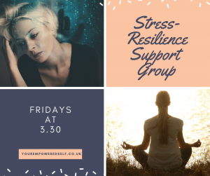 Stress Resilience Support Group