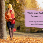 Walk and Talk Sessions